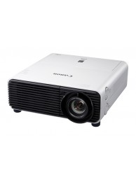 Proiector Profesional Canon XEED WX520, LCOS, WXGA+, 5200 lumeni, DVI, HDMI, Mini D-Sub, USB, RJ45, Negru/Alb