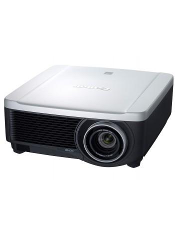 Proiector Profesional Canon XEED WX6000, LCOS, WXGA+, 5700 lumeni, DVI, HDMI, Mini D-Sub, RJ45, Negru/Alb