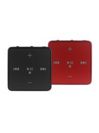 Player MP3 Odys Qubo, 4GB Flash, Carcasa Aluminiu, Rosu