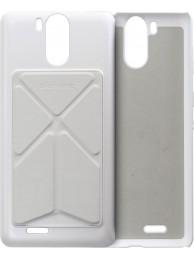 Husa de protectie Magnetica ULEFONE pentru SmartPhone Ulefone Power, Alb