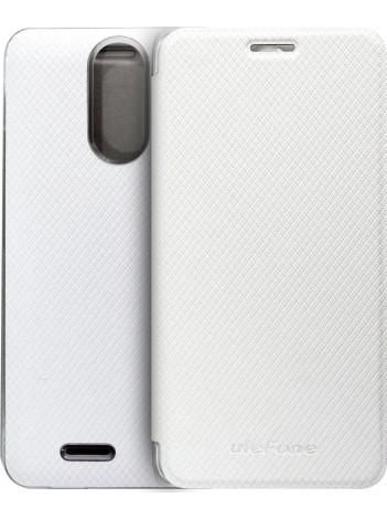 Husa de protectie ULEFONE pentru SmartPhone Ulefone U008, Alb