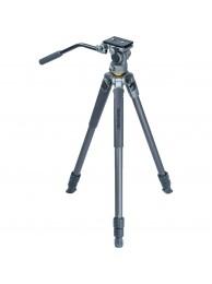 Trepied Foto-Video Profesional Vanguard ALTA PRO 2 263AV, Cap 3 Directii PH-114V, Aluminiu (10 Ani Garantie Extinsa)
