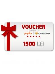 Voucher Cumparaturi pentru Accesorii Foto Vanguard si Jupio in valoare de 1500 Lei