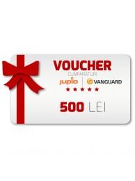 Voucher Cumparaturi pentru Accesorii Foto Vanguard si Jupio in valoare de 500 Lei