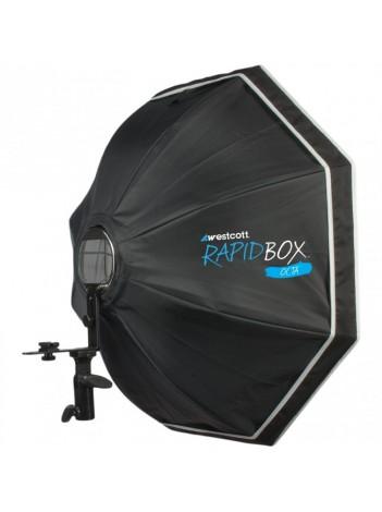 Westcott RapidBox Octa, 26 inch Softbox Octagonal