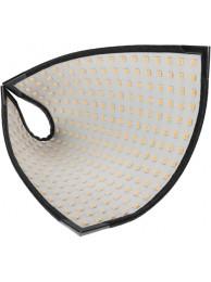 Westcott Flex Tungsten, Panou Flexibil Lumina Continua cu 256 Led-uri, Temperatura Culoare 3200K