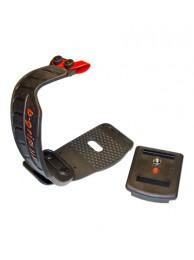 Curea de Mana B-Grip pentru DSLR (Include Talpa Desprindere Rapida B-Grip) - Hand Strap Plus