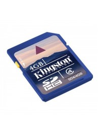 Kingston SDHC 4GB - Pachet 100 buc