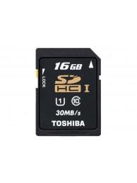 Toshiba 16GB Profesional SDHC 30MB/30MB UHS-I, Class 10
