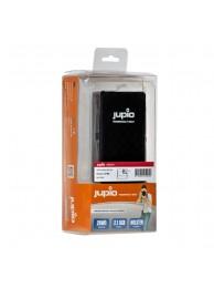 Kit Acumulator Extern Jupio Power Vault DSLR - 28 Wh (Compatibil Canon LP-E8 si Tablete / SmartPhone), 3 Ani Garantie