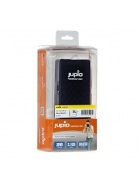 Kit Acumulator Extern Jupio Power Vault DSLR - 28 Wh (Compatibil Nikon EN-EL14 si Tablete / SmartPhone)