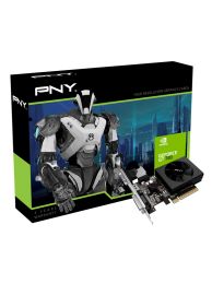 PNY nVidia GeForce GT 720, 1GB GDDR3, 64bit, PCIe 2.0, 797MHz, Low Profile