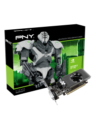 PNY nVidia GeForce GT 740, 1GB GDDR3, 128bit, PCIe 3.0, 993MHz, Low Profile