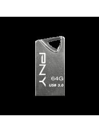 PNY Flash Attache T3, 64GB, USB 3.0, Capless