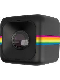 Polaroid Cube - Camera Video de Actiune pentru Sporturi, HD 1080p, Negru
