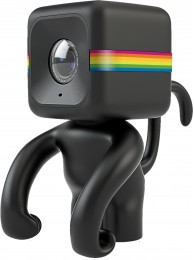 Polaroid Mr Monkey Black pentru Polaroid Cube