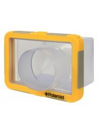 Husa Subacvatica Polaroid pentru Aparate Foto de dimensiuni mari cu Obiectiv