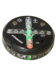Nivela Digitala Polaroid cu LED-uri cu Montare pe Patina Blitz