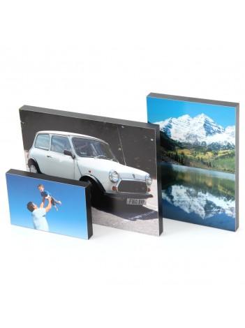 Tablou ARTBLOX AutoAdeziv cu Margini Negre 10x15 cm