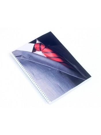 Caiet Spiralat cu Insertie Fotografie A4, dictando
