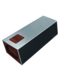 Boxa Portabila Altec Lansing OZNA, 20W, Bluetooth, NFC, 2200 mAh, Argintiu (Performanta Audio 3D Surround Avansat)