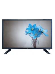 "Televizor Dual LED HD 32"", Slim, 1366x768 DLED, Timp de Raspuns 8ms, Multimedia 2x8W, 3 x HDMI, Negru"