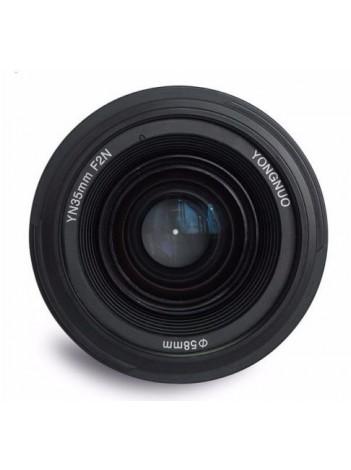 Yongnuo YN 35mm f/2, pentru Nikon