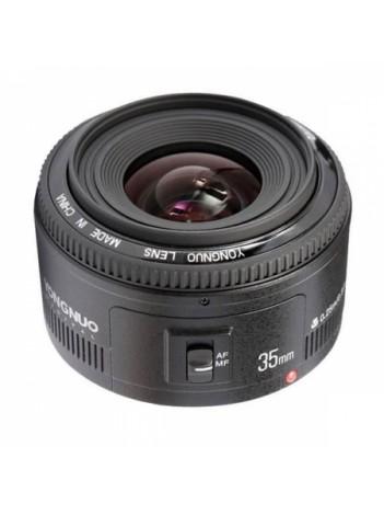 Yongnuo YN 35mm f/2, pentru Canon