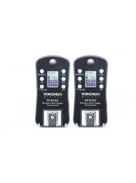 Yongnuo RF 605N  2.4GHz SET Declansator Wireless pentru Nikon