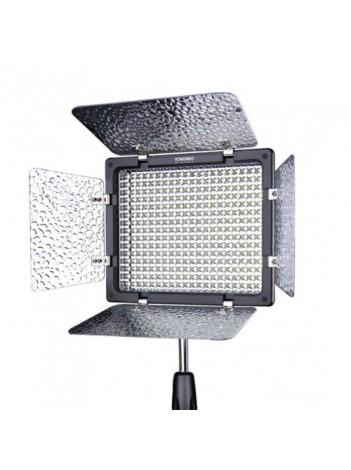 Lampa Lumina Continua LED cu Telecomanda Yongnuo YN 300III cu 300 LED-uri, Voleti Detasabili, Temperatura de culoare 3200K-5500K, Control Wireless prin Smartphone