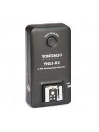 Yongnuo YN E3 RX Receptor Radio pentru Blituri Canon