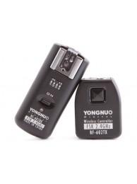 Yongnuo RF 602N 2.4GHz SET Declansator Wireless pentru Blitz Nikon