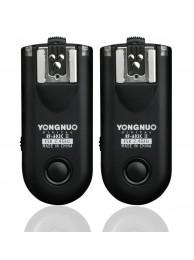 Yongnuo RF 603C3 vII 2.4GHz SET Declansator Wireless pentru Canon
