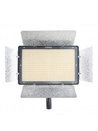 Lampa Lumina Continua LED YongNuo YN1200 PRO, 1200 LED-uri, Voleti Detasabili, Telecomanda, Temperatura Culoare 3200-5500K, Control Wireless prin SmartPhone, fara Alimentator