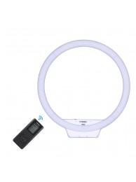 Lampa Circulara YongNuo YN308 PRO, 308 LED-uri, Temperatura de Culoare 5500K, CRI 95