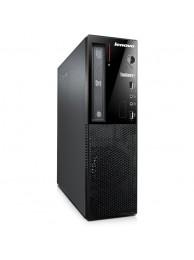 Sistem brand Lenovo ThinkCentre Edge 72 SFF, Procesor Intel Pentium G2020 2.9GHz Ivy Bridge, 2GB DDR3, 500GB HDD, GMA HD, FreeDos