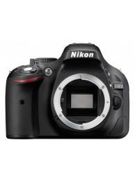 Nikon D5200, Body