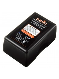 Acumulator Jupio pentru Camere Video Profesionale tip Gold Mount battery LED Indicator 10700mAh