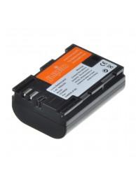 Acumulator Jupio tip Canon LP-E6 1700 mAh (Info Cip), 3 Ani Garantie