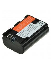 Acumulator Jupio tip Canon LP-E6N V2, 1700 mAh, 3 Ani Garantie
