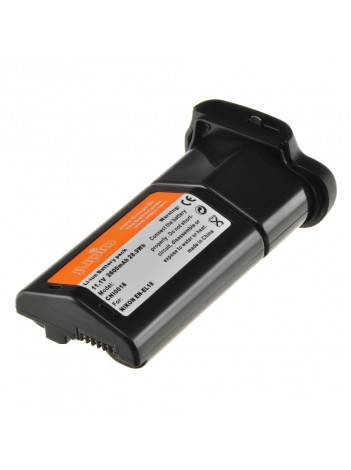Acumulator Jupio tip Nikon EN-EL18A 2600 mAh include incarcator, compatibila doar cu grip MB-D12, 3 Ani Garantie