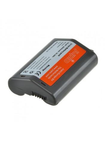 Acumulator Jupio tip Nikon EN-EL18 albh cip pentru Nikon D4 2800 mAh, 3 Ani Garantie