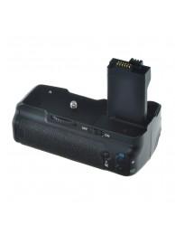 Grip Baterie Jupio pentru Canon 450D/500D/1000D no remote (BG-E5), 3 Ani Garantie