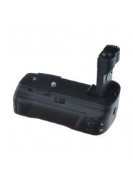 Grip Baterie Jupio pentru Canon 20D/30D/40D/50D (BG-E2) no remote, 3 Ani Garantie