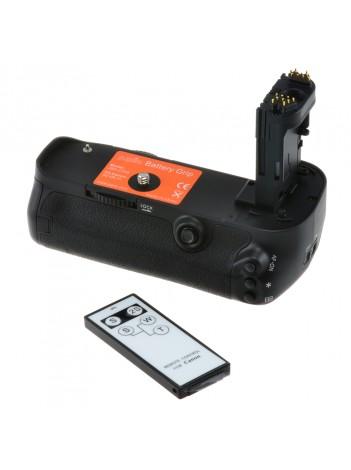 Grip Baterie Jupio pentru Canon 5D MKIII (BG-E11) + Telecomanda
