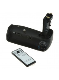 Grip Baterie Jupio pentru Canon EOS 6D (BG-E13) + Telecomanda, 3 Ani Garantie