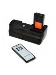 Grip Baterie Jupio pentru Canon EOS 100D + Telecomanda, 3 Ani Garantie
