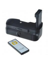 Grip Baterie Jupio pentru Nikon D5100 / D5200 / + Telecomanda, 3 Ani Garantie