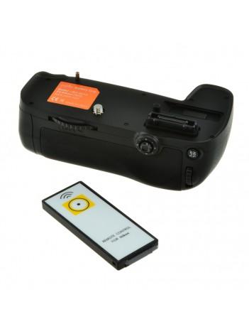 Grip Baterie Jupio pentru Nikon D600 / D610 (MB-D14) + Telecomanda, 3 Ani Garantie