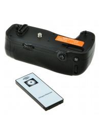 Grip Baterie Jupio pentru Nikon D750 - (MB-D16 / MB-D16H) + Telecomanda